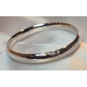 Armring Silver 10 mm A9002