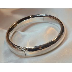 Armring Silver 12 mm A9001